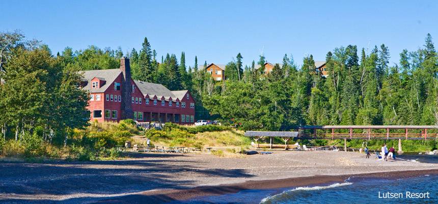 Tofte Charters - Lodging Guide, resorts, cabins, condos